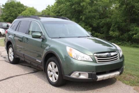 2012 Subaru Outback for sale at S & L Auto Sales in Grand Rapids MI