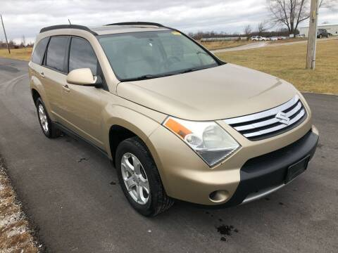 2008 Suzuki XL7 for sale at Nice Cars in Pleasant Hill MO