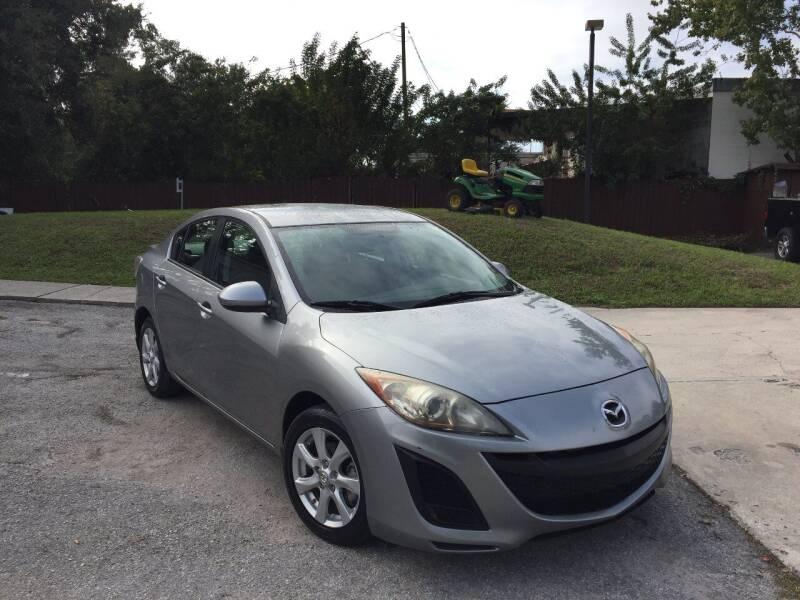 2011 Mazda MAZDA3 for sale at Detroit Cars and Trucks in Orlando FL