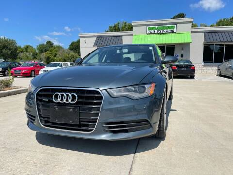 2013 Audi A6 for sale at Cross Motor Group in Rock Hill SC