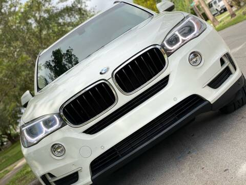 2015 BMW X5 for sale at HIGH PERFORMANCE MOTORS in Hollywood FL