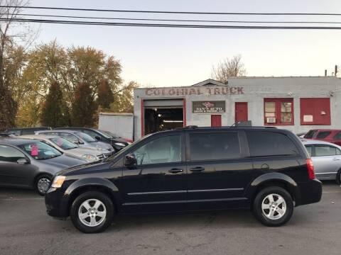 2010 Dodge Grand Caravan for sale at Dan's Auto Sales and Repair LLC in East Hartford CT
