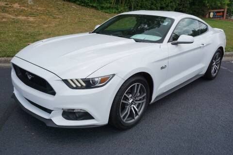2015 Ford Mustang for sale at Modern Motors - Thomasville INC in Thomasville NC