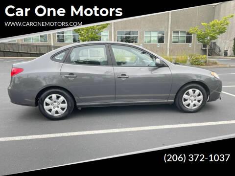 2008 Hyundai Elantra for sale at Car One Motors in Seattle WA