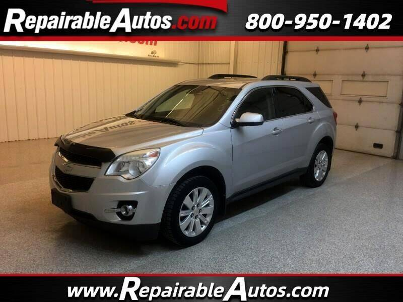 2011 Chevrolet Equinox for sale at Ken's Auto in Strasburg ND