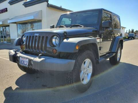 2010 Jeep Wrangler for sale at 707 Motors in Fairfield CA