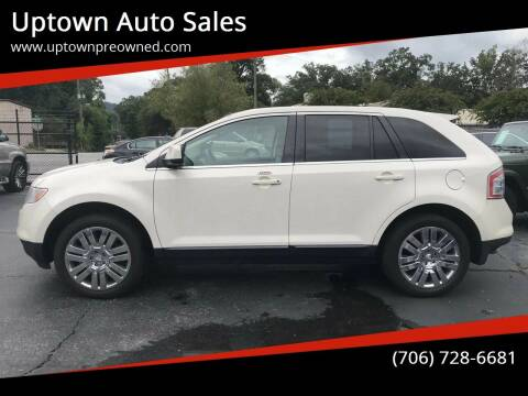 2008 Ford Edge for sale at Uptown Auto Sales in Rome GA