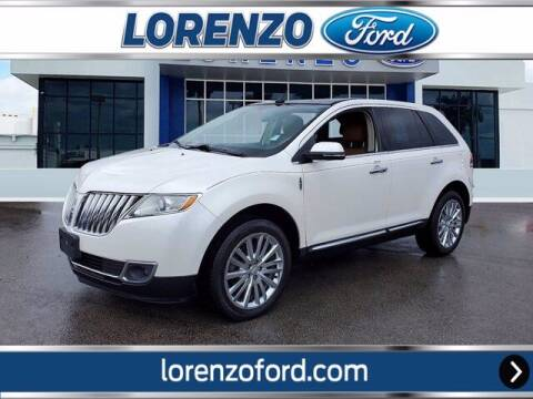 2014 Lincoln MKX for sale at Lorenzo Ford in Homestead FL