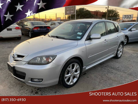 2009 Mazda MAZDA3 for sale at Shooters Auto Sales in Fort Worth TX