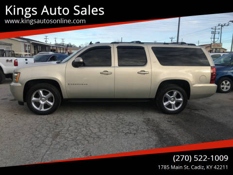 2007 Chevrolet Suburban for sale at Kings Auto Sales in Cadiz KY