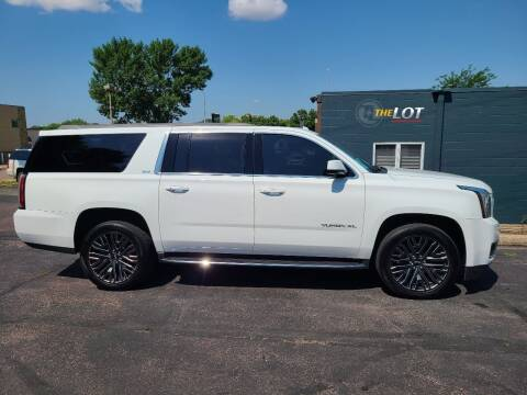 2019 GMC Yukon XL for sale at THE LOT in Sioux Falls SD