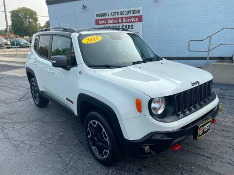2015 Jeep Renegade for sale at Huggins Auto Sales in Ottawa OH