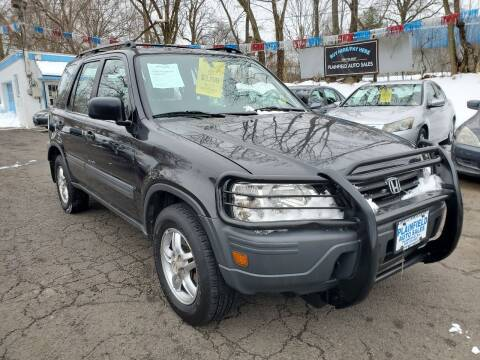 1998 Honda CR-V for sale at New Plainfield Auto Sales in Plainfield NJ