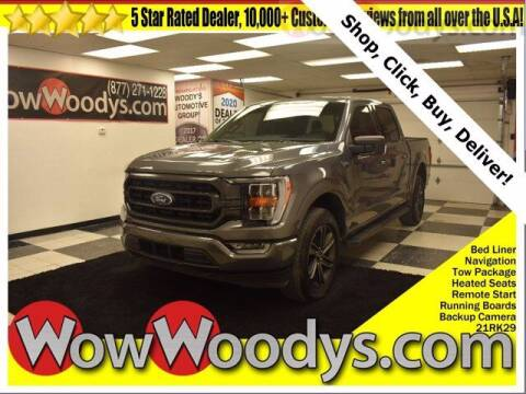 2021 Ford F-150 for sale at WOODY'S AUTOMOTIVE GROUP in Chillicothe MO