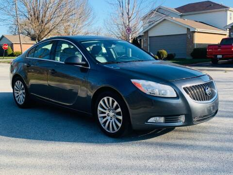 2011 Buick Regal for sale at Posen Motors in Posen IL