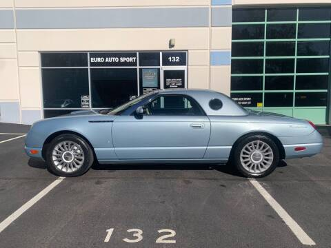 2004 Ford Thunderbird for sale at Euro Auto Sport in Chantilly VA