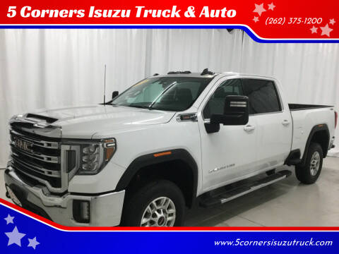 2020 GMC Sierra 2500HD for sale at 5 Corners Isuzu Truck & Auto in Cedarburg WI