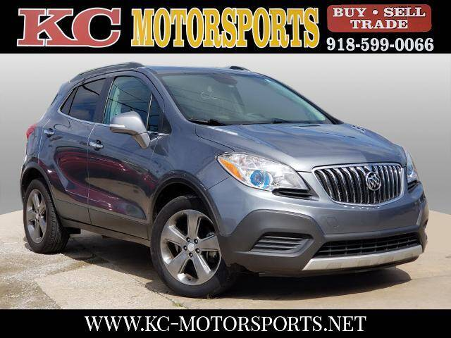 2014 Buick Encore for sale at KC MOTORSPORTS in Tulsa OK
