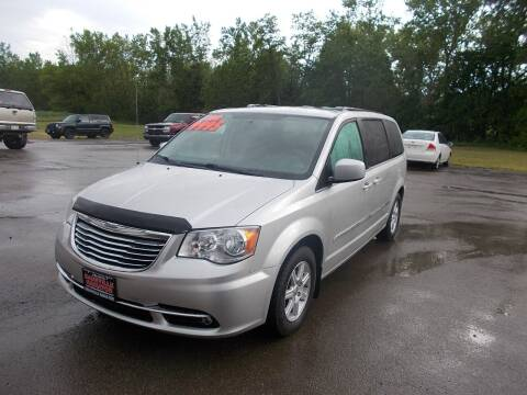 2012 Chrysler Town and Country for sale at Dansville Radiator in Dansville NY