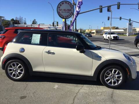 2015 MINI Hardtop 2 Door for sale at San Mateo Auto Sales in San Mateo CA