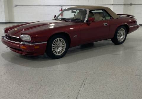 1995 Jaguar XJ-Series for sale at Hamilton Automotive in North Huntingdon PA
