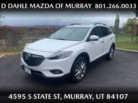 2014 Mazda CX-9 for sale at D DAHLE MAZDA OF MURRAY in Salt Lake City UT