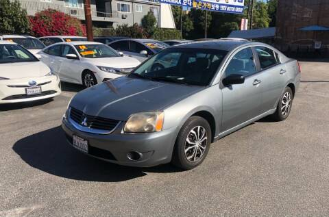 2007 Mitsubishi Galant for sale at Eden Motor Group in Los Angeles CA