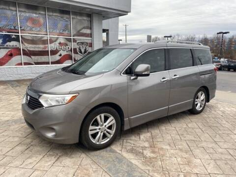 2012 Nissan Quest for sale at Tim Short Auto Mall in Corbin KY
