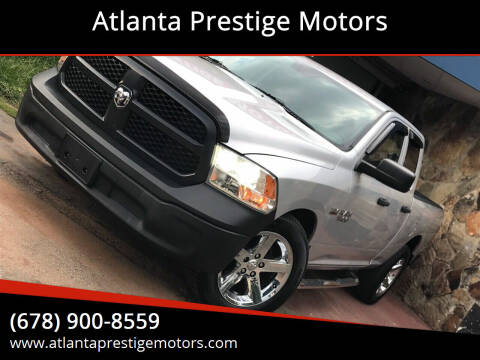 2014 RAM Ram Pickup 1500 for sale at Atlanta Prestige Motors in Decatur GA