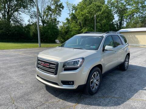 2016 GMC Acadia for sale at Jackie's Car Shop in Emigsville PA