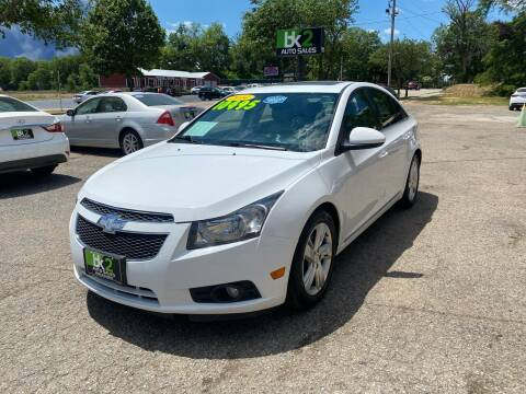 2014 Chevrolet Cruze for sale at BK2 Auto Sales in Beloit WI