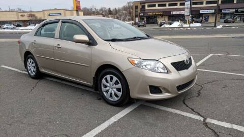 2009 Toyota Corolla for sale at Shah Motors LLC in Paterson NJ