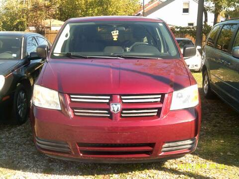 2009 Dodge Grand Caravan for sale at DONNIE ROCKET USED CARS in Detroit MI