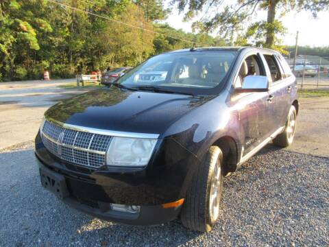 2008 Lincoln MKX for sale at Bullet Motors Charleston Area in Summerville SC