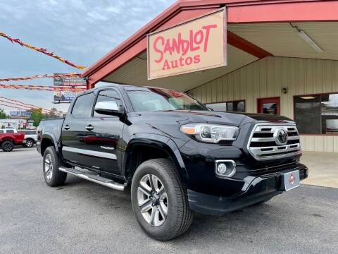 2019 Toyota Tacoma for sale at Sandlot Autos in Tyler TX