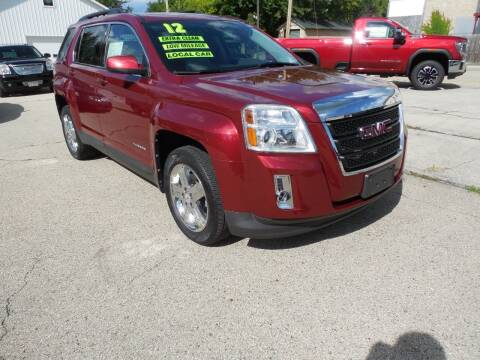 2012 GMC Terrain for sale at Streich Motors Inc in Fox Lake WI