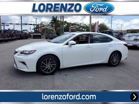 2016 Lexus ES 350 for sale at Lorenzo Ford in Homestead FL