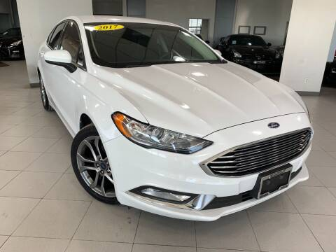 2017 Ford Fusion for sale at Auto Mall of Springfield in Springfield IL