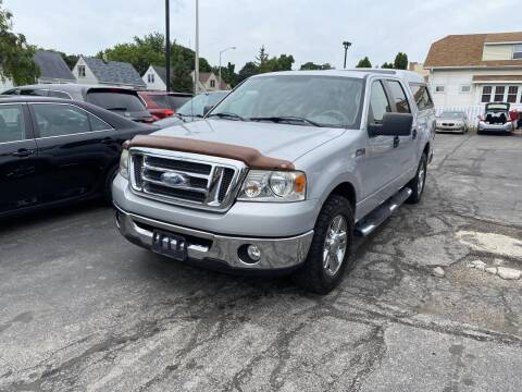 2008 Ford F-150 for sale at CLASSIC MOTOR CARS in West Allis WI