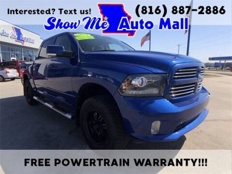 2014 RAM Ram Pickup 1500 for sale at Show Me Auto Mall in Harrisonville MO