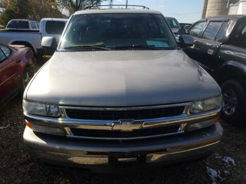 2000 Chevrolet Tahoe for sale at Craig Auto Sales in Omro WI