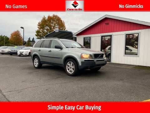 2005 Volvo XC90 for sale at Cars To Go in Portland OR