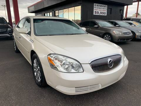 2009 Buick Lucerne for sale at JQ Motorsports East in Tucson AZ