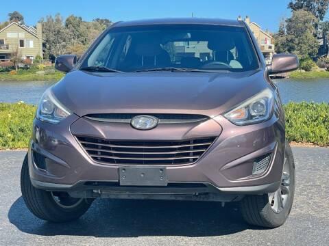 2015 Hyundai Tucson for sale at Continental Car Sales in San Mateo CA