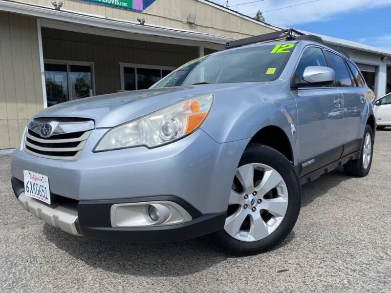 2012 Subaru Outback for sale at Auto Mercado in Clovis CA