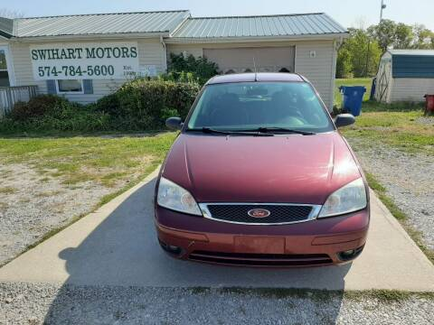 2007 Ford Focus for sale at Swihart Motors in Lapaz IN