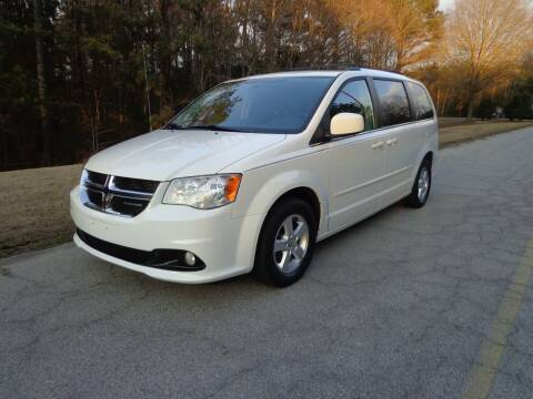 2011 Dodge Grand Caravan for sale at CAROLINA CLASSIC AUTOS in Fort Lawn SC