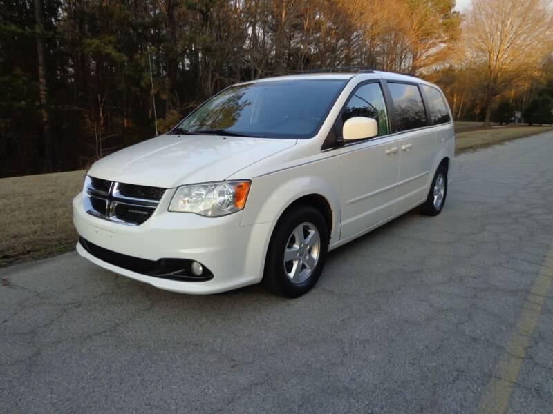 2011 Dodge Grand Caravan for sale at CAROLINA CLASSIC AUTOS in Fort Lawn SC