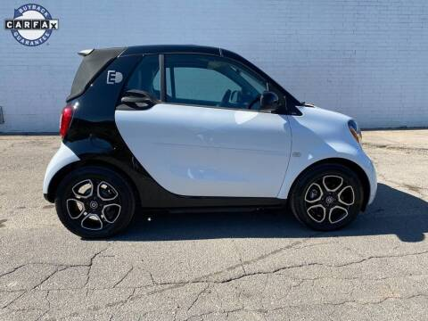 2017 Smart fortwo electric drive for sale at Smart Chevrolet in Madison NC