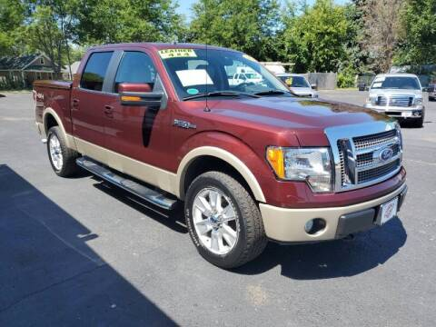 2010 Ford F-150 for sale at Stach Auto in Edgerton WI